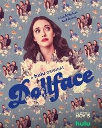 Куколка (1 сезон: 1-10 серии из 10) / Dollface / 2019 (DVD-Mpeg4)